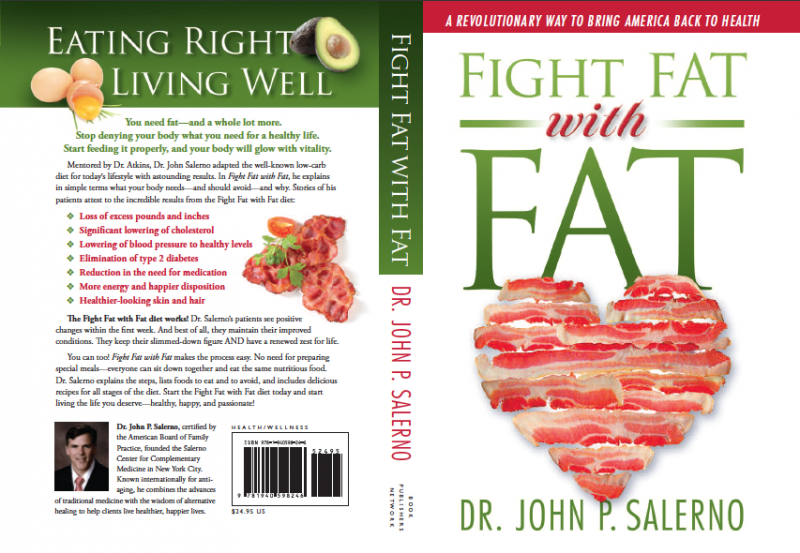 Fight Fat With Fat Book