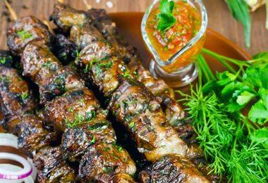Beef Kabobs Recipe
