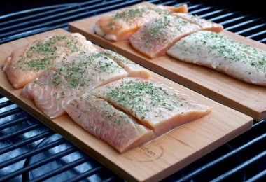 Seasoned Salmon Recipe