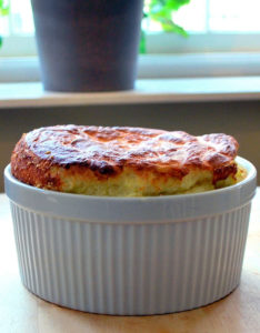 Cinnamon Souffle Recipe