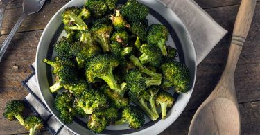 Crispy Broccoli and Bacon Recipe
