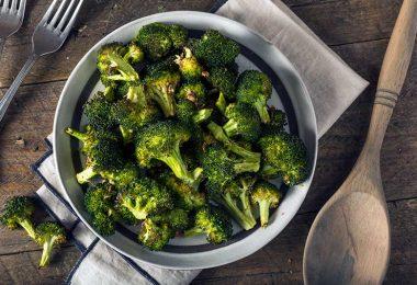 Crispy Broccoli and Bacon Recipe
