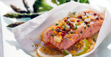 Curry Orange Salmon Recipe