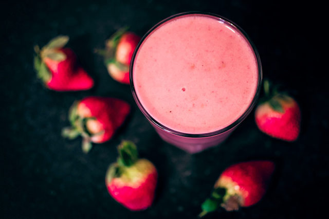 Banana Pineapple Strawberry Smoothie Recipe