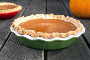 Low-Carb Pumpkin Pie Recipe