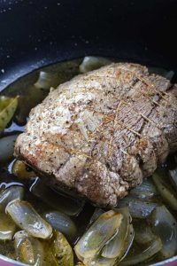 Holiday Pot Roast