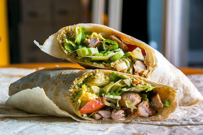 Try Out this Delicious Sirloin Beef Wraps Recipe!